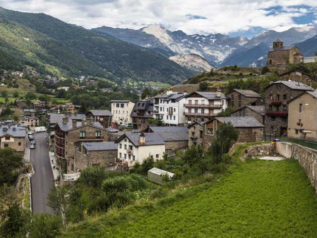 Andorra Estación Vallnord La Massana