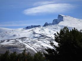 Sierra Nevada - Granada España Andalucía Sierra nevada