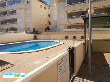 Piscina Apartamentos Canet de Berenguer 3000 Canet D'en Berenguer