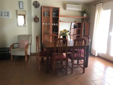 Salón comedor España Costa de Valencia Canet D'en Berenguer Apartamentos Canet de Berenguer 3000