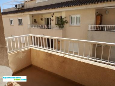 Terraza Apartamentos Canet de Berenguer 3000 Canet D'en Berenguer