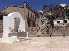 Plaza de oropesa1 Oropesa del mar Costa Azahar España