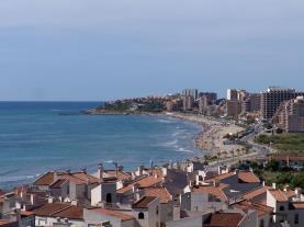 Vista Oropesa1 Oropesa del mar Costa Azahar España
