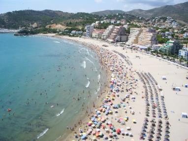 Playa de Oropesa del Mar1 España Costa Azahar Oropesa del mar