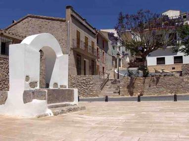 Plaza de oropesa1 España Costa Azahar Oropesa del mar