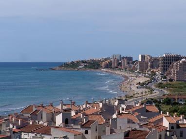 Vista Oropesa1 España Costa Azahar Oropesa del mar