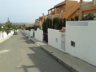 Façade Winte Espagne Costa del Azahar PENISCOLA Villas Tierra de Irta 3000
