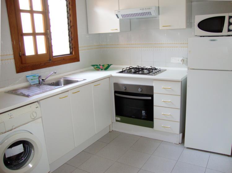 Kitchen Appartements Peñiscola Mirador 3000 PENISCOLA