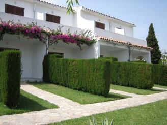 Façade Summer Espagne Costa del Azahar PENISCOLA Appartements Peñiscola Mirador 3000