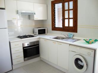 Kitchen Espagne Costa del Azahar PENISCOLA Appartements Peñiscola Mirador 3000