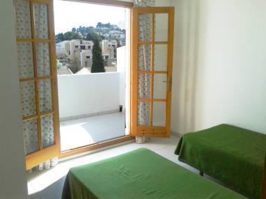 Dormitorio España Costa Azahar Peñiscola Apartamentos Peñiscola Mirador 3000