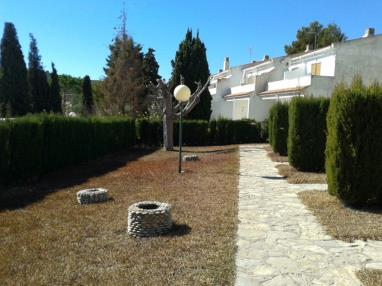 Jardín España Costa Azahar Peñiscola Apartamentos Peñiscola Mirador 3000