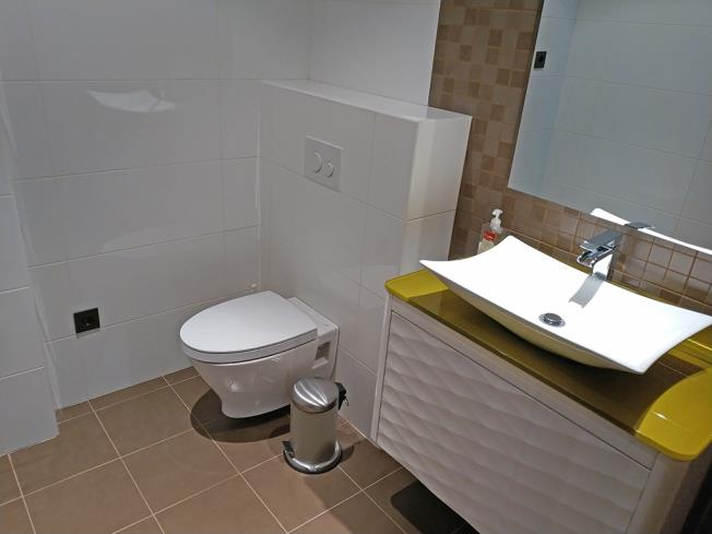 Baño Apartamentos Llorts Ordino 3000 Llorts