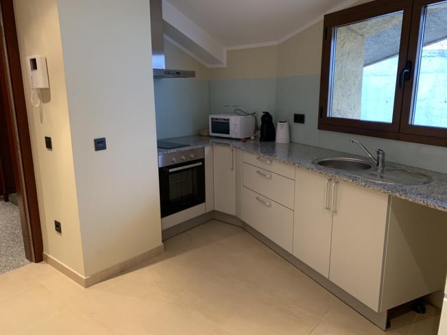 Cocina Apartamentos Llorts Ordino 3000 Llorts