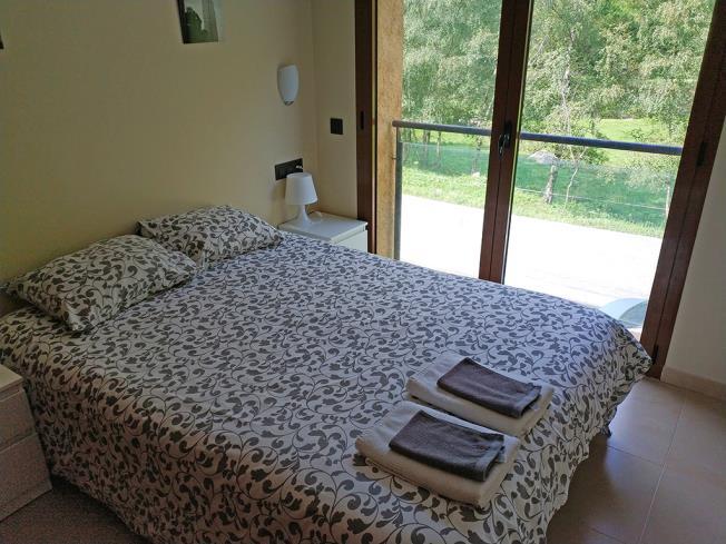 Dormitorio Apartamentos Llorts Ordino 3000 Llorts