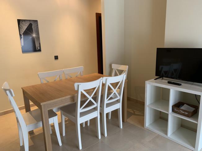 Salón comedor Apartamentos Llorts Ordino 3000 Llorts
