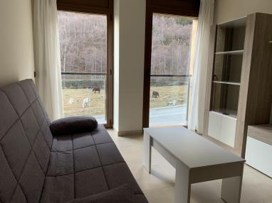 Salón Andorra Estación Vallnord Llorts Apartamentos Llorts Ordino 3000