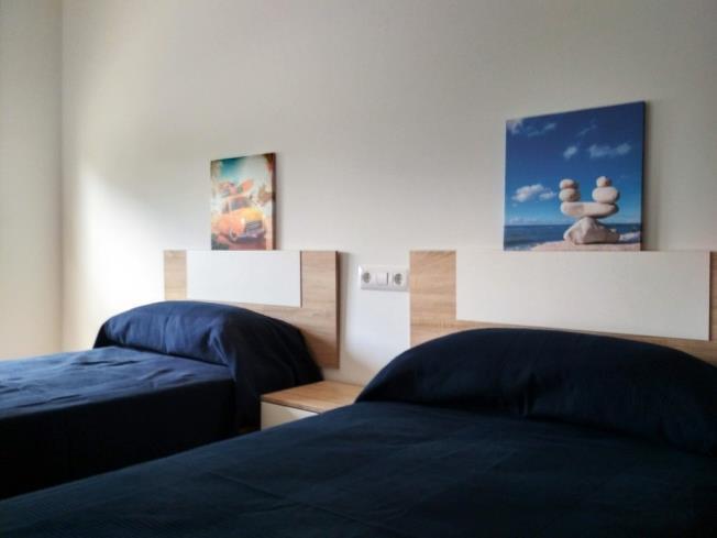 Dormitorio Apartamentos Ares 3000 Ares