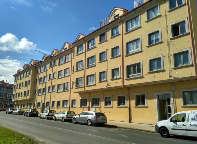 Fachada Verano Apartamentos Ares 3000 Ares