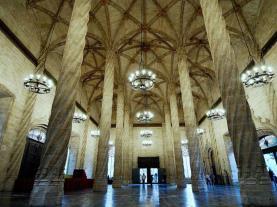 Lonja de la Seda  Costa de Valencia España