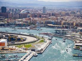 Valencia  Valencia Coast Spain