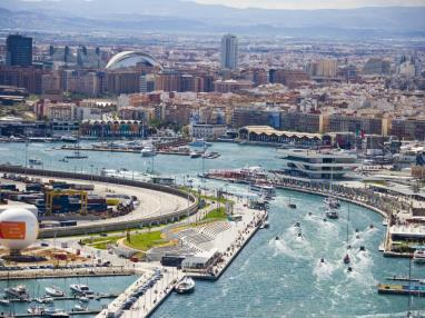 Valencia España Costa de Valencia