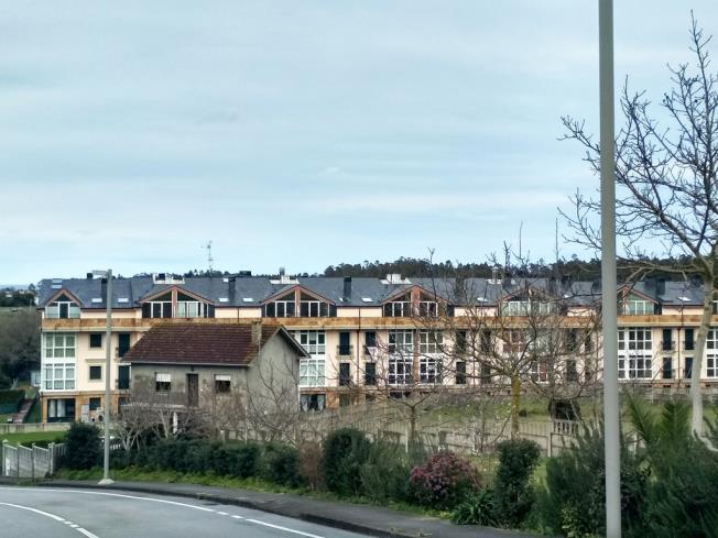 Exterior Apartamentos Playa de las Catedrales 3000 Barreiros