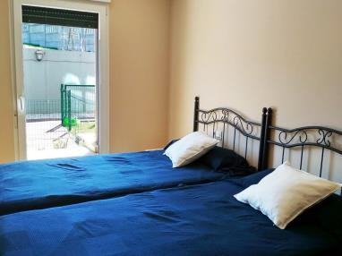 Dormitorio España Galicia - Rias Altas Barreiros Apartamentos Playa de las Catedrales 3000