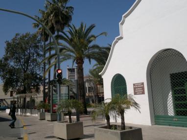 Plaza Central Bellreguard España Costa de Valencia Bellreguard