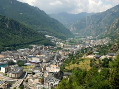 Andorra la Vella Andorra Andorra Zona Centro