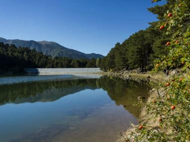 Lago de Engolasters Andorra Andorra Zona Centro