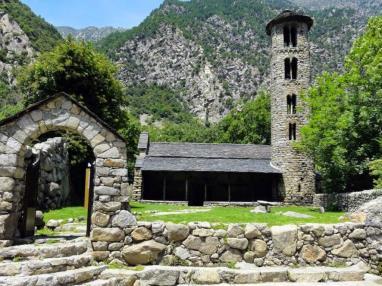 Santa Coloma de Andorra Andorra Andorra Zona Centro