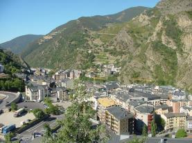 Canilllo  Estación Grandvalira Andorra