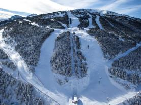 GrandValira Pista Ski  Estación Grandvalira Andorra