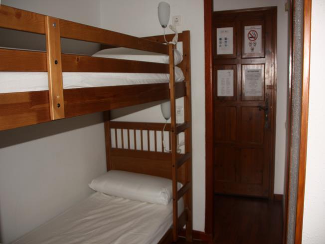 Dormitorio Apartamentos Canigou 3000 Pas de la Casa