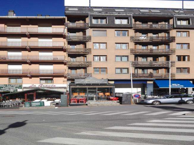 Façade Summer Appartements Canigou 3000 PAS DE LA CASA