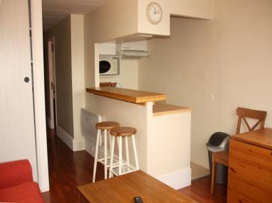 Kitchen Appartements Canigou 3000 PAS DE LA CASA