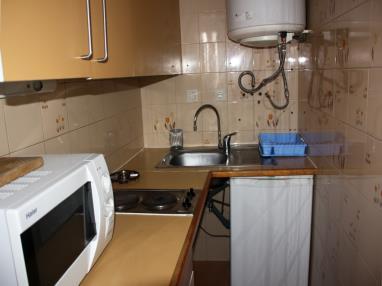 Cocina Andorra Estación Grandvalira Pas de la Casa Apartamentos Canigou 3000