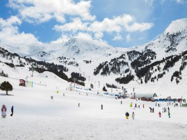 Exterior Andorra Estación Grandvalira Pas de la Casa Apartamentos Canigou 3000