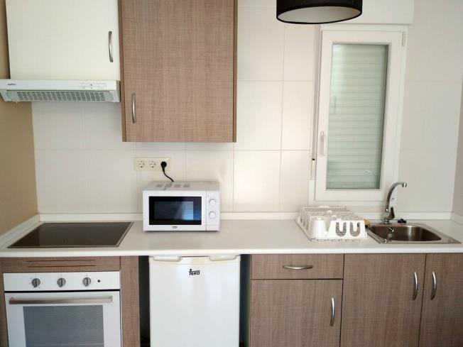 Cocina Apartamentos Barreiros 3000 Barreiros