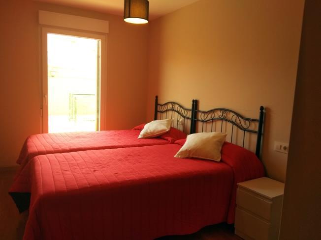 Dormitorio Apartamentos Barreiros 3000 Barreiros