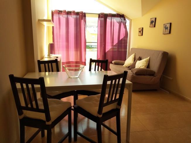 Salón comedor Apartamentos Barreiros 3000 Barreiros
