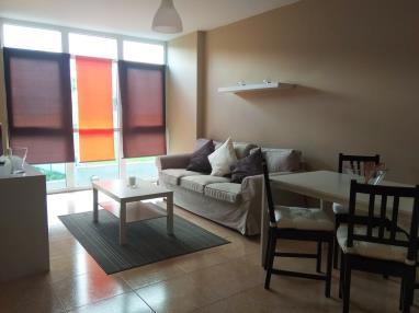 Salón comedor España Galicia - Rias Altas Barreiros Apartamentos Barreiros 3000