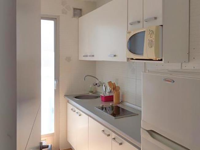 Cocina Apartamentos Ramirez 3000 Granada