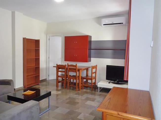 Salón comedor Apartamentos Ramirez 3000 Granada