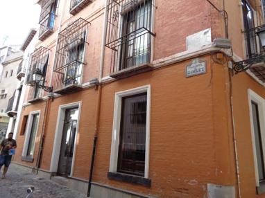 Fachada Verano España Andalucía Granada Apartamentos Ramirez 3000