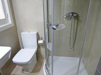 Baño España Andalucía Granada Apartamentos Valentina Deluxe 3000