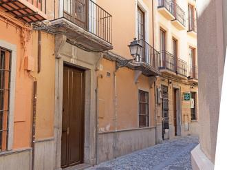 Fachada Verano España Andalucía Granada Apartamentos Valentina Deluxe 3000
