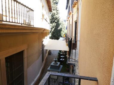Balcón España Andalucía Granada Apartamentos Valentina Deluxe 3000