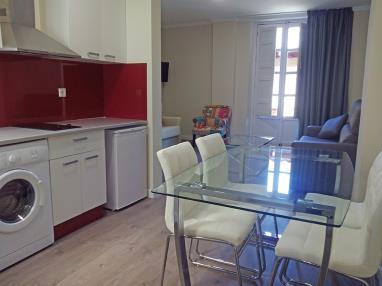 Cocina España Andalucía Granada Apartamentos Valentina Deluxe 3000